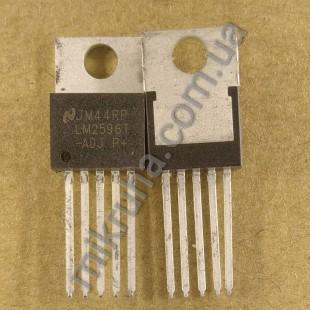 Стабилизатор LM2596T-ADJ (1,2-37 V)
