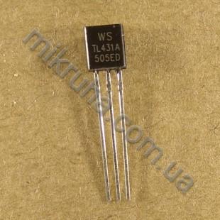 Стабилизатор TL431 (2,5-36 V)