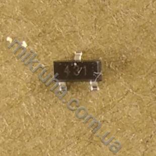 Стабилизатор TL431(SO) (2,5-36 V)