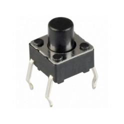 Кнопки тактовые 6х6 мм