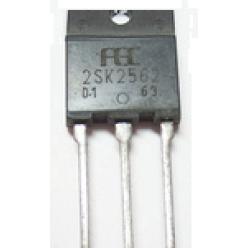 2SK2562 полевой транзистор высоковольтный