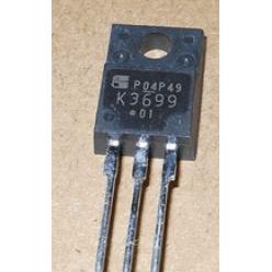 2SK3699 полевой транзистор высоковольтный