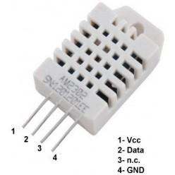 Датчик температуры и влажности AM2302 аналог DHT22