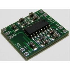 Модуль RS003. Цифровой стерео УНЧ