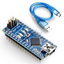 Платформа Arduino Nano V 3.0 c USB кабелем