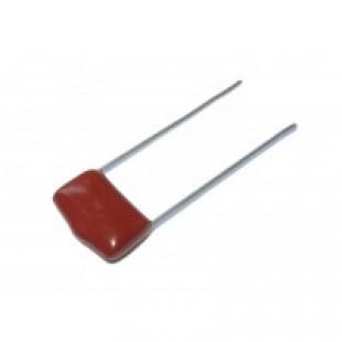 Металлопленочный конденсатор миниатюрный 0.01 мкФ,  5%, 630V